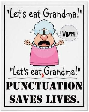 English Language Cartoons And Puns