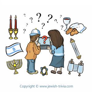 The Jewish Trivia Quiz