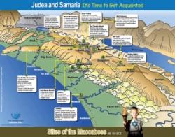 Chanukah Map