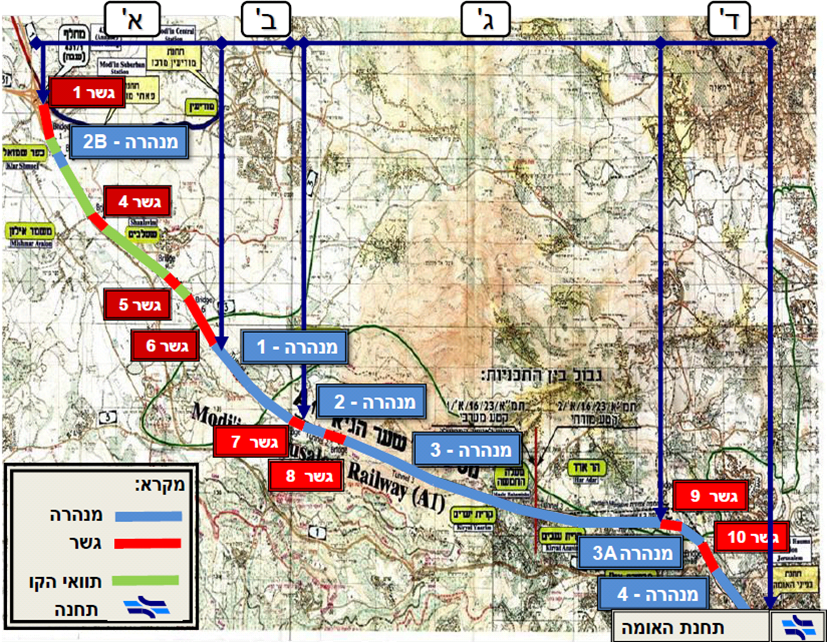 JR Pictures Israel Maps