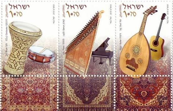 History Of Israel Postage Stamps Index 2010