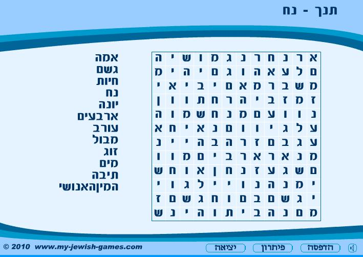 The Noach Page